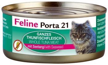 Porta Feline 21 Thunfisch mit Seetang (156 g)