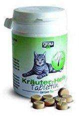 Grau Cat Care Plus Kräuter-Hefe-Tabletten