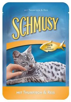 Schmusy Thunfisch & Reis (100 g)