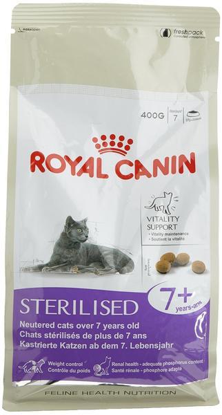 Royal Canin Sterilised +7 (400 g)