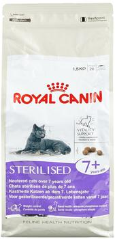 Royal Canin Sterilised +7 (1,5 kg)
