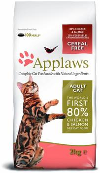 Applaws Adult Cat Huhn & extra Lachs 2kg