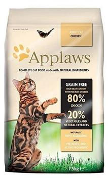 Applaws Adult Cat Huhn & extra Lachs 400g