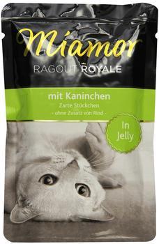 Miamor Ragout Royale Kaninchen (100 g)
