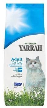Yarrah Katzenfutter Bio Fisch (3 kg)