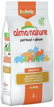 Almo Nature Holistic Adult Cat Huhn & Reis 2kg