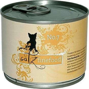 Catz finefood No.7 Kalb (200 g)