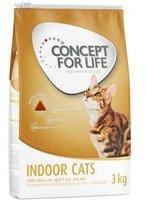 Concept for Life Indoor Cats 2 x 3 kg