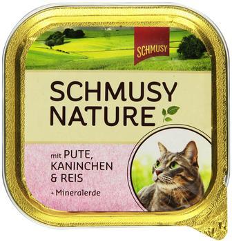 schmusy-nature-pute-kaninchen-reis-mineralerde-16x100g