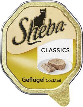 Sheba Geflügel Cocktail 36 x 85 g