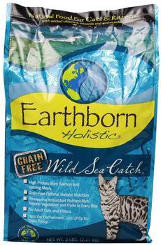 Earthborn Holistic Wild Sea Catch, Katzenfutter - 2,73kg
