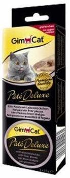 gimcat-katzensnack-pate-deluxe-mit-leberstueckchen-3x21g