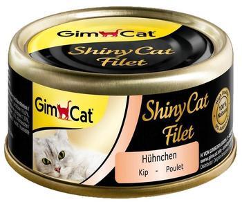 Gimpet GimCat ShinyCat 6x70g - Thunfisch