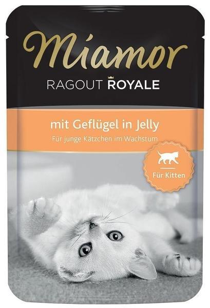 Miamor Ragout Royale Kitten Geflügel (100 g)