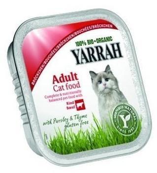 Yarrah Bröckchen Huhn & Rind (100 g)