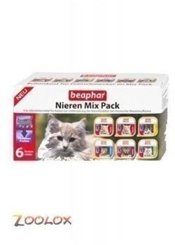Beaphar Nieren-Diät-Mix-Pack (6x6x100g - 36 x 100g)