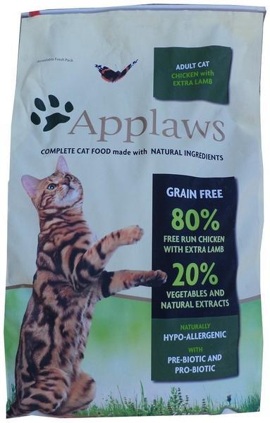 Applaws Adult Cat Huhn & extra Lamm 7,5kg