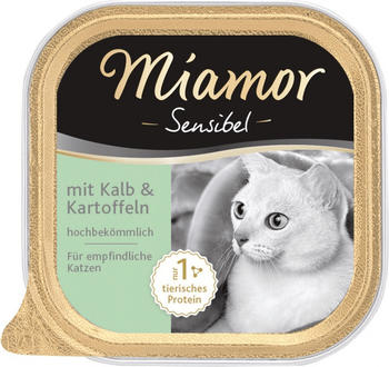 Miamor Sensibel Kalb & Kartoffel (100 g)