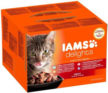 IAMS Delights Adult in Gelee