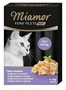 Miamor Feine Filets Mini 8 x 50 g