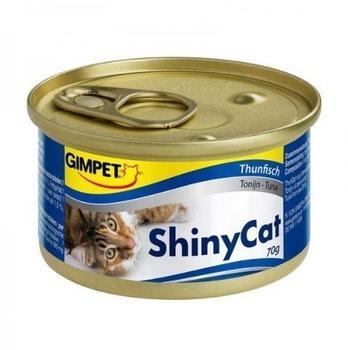 GimCat ShinyCat in JellyKatzenfutter in Gelee24 x 70g)