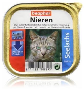 beaphar Katze Nierendiät + Seelachs 16 x 100g