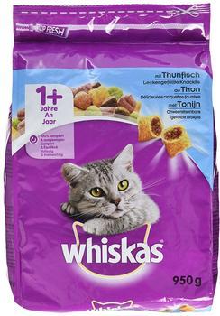 Whiskas 1+ mit Thunfisch 950 g