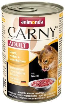 Animonda Kitten, Geflügelcocktail - x 400 g