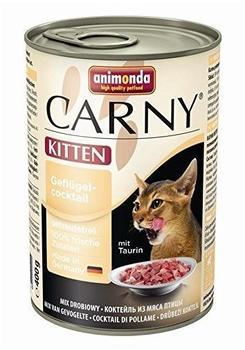 animonda Carny Kitten Geflügel-Cocktail 6 x 400 g