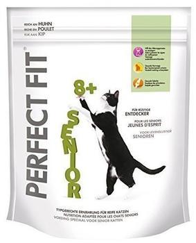 Perfect Fit Senior Katzenfutter reich an Huhn, 5 Packungen (5 x 750 g)