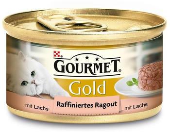 Gourmet Gold Raffiniertes Ragout, Lachs
