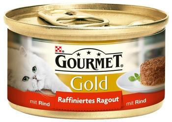 Gourmet Gold Raffiniertes Ragout, Rind