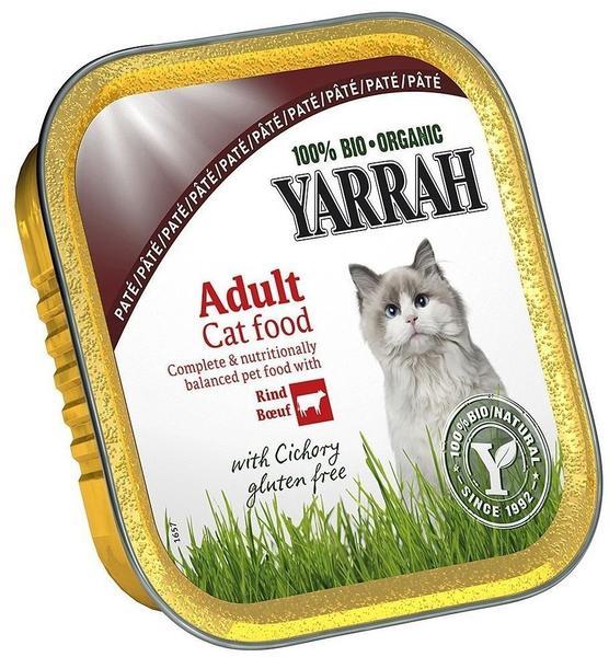 Yarrah Wellness-Paté Rind & Zichorie (100 g)