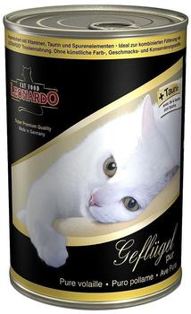 LEONARDO Cat Food All-Meat Kaninchen (400 g)