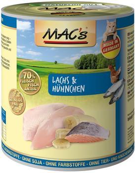 MACS Lachs & Hühnchen (800 g)