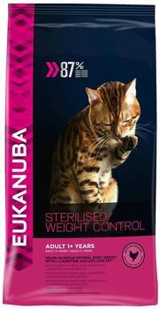 Eukanuba Sterilised/Weight Control 10 kg