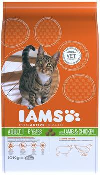 Iams Adult Lamm & Huhn 10 kg