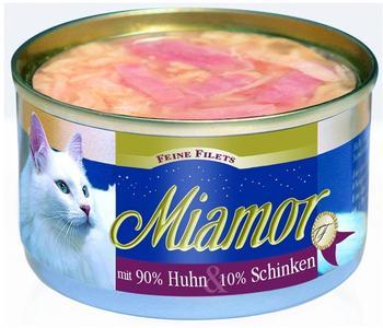 Miamor Feine Filets Thunfisch & Wachtelei (100 g Dose)