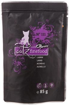 Catz finefood Purrrr No. 111 Lamm 16 x 85 g
