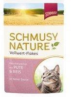 Schmusy Vollwert-Flakes Pute & Reis 100 g