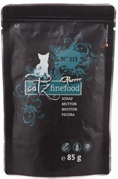 Catz finefood Purrrr No. 113 Schaf 16 x 85 g