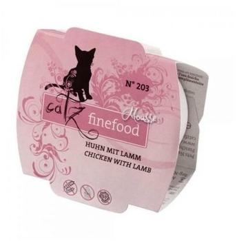 catz finefood Mousse No. 203 & Lamm