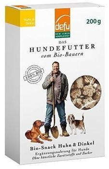 defu Hund Snack Huhn & Dinkel