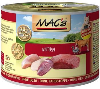 MACs Kitten 6 x 400 g