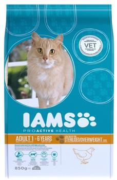 IAMS Adult Weight Control Huhn 850 g