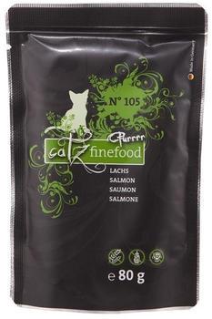 Catz finefood Purrrr No. 105 Lachs (80 g)