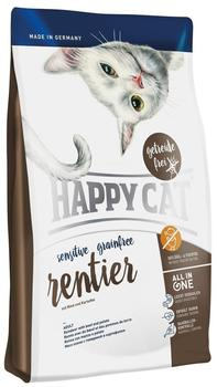 Happy Cat Sensitive Grainfree Rentier 300 g