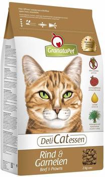 GranataPet DeliCatessen Rind & Garnelen Adult - 2kg