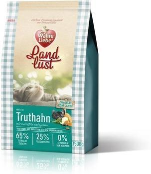 Wahre Liebe Landlust Truthahn 1,5 kg