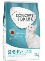 Concept for Life 10 kg Concept for Life Sensitive Cats